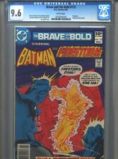 Brave and the Bold #172 CGC 9.6 (1981) Batman Firestorm Only 2 higher @ 9.8