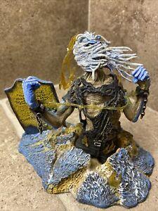 🔥NECA Iron Maiden Live After Death Eddie Statue Figure Series 2 RARE!🔥