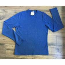 Men's Abercrombie & Fitch long sleeve shirt Blue Large. Muscle/ Athletic Fit!!