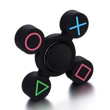 Fidget Hand Spinner PS Controller Finger Focus Toy ADHD Autism For Kids/Adult