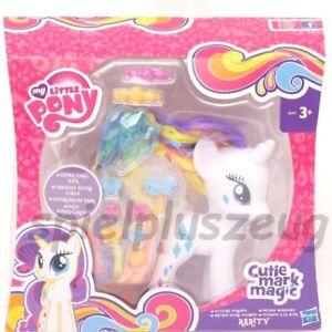 My Little Pony Rarity Deluxe Modepony Superlanges Haar Hasbro NEU