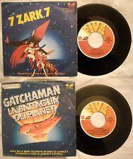 45 7 ZARK 7 - GATCHAMAN LA BATTAGLIA DEI PIANETI - ANNO 1981 - FM 13009