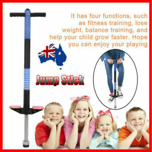 Pogo Stick Jackhammer Jump Stick For Children And Adults Healthy Fun & Exercis