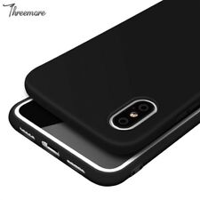 For Apple iPhone X Case, For iPhone 8 Case, Original Slim Silicon Cover Case