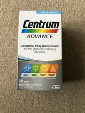 Centrum Advance Multivitamin Tablets - Pack of 180.