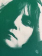 Patti Smith - Personally Signed Central Park Comeback Poster 1995