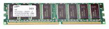 DDR RAM Samsung PC2700U 256mb
