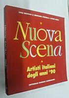 Nuova scena artisti italiani degli anni 90