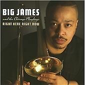 Big James Montgomery - Right Here Right Now (2009)