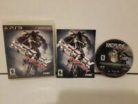 MX vs. ATV Reflex (Sony PlayStation 3, 2009) Complete FREE SHIPPING