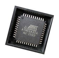 5pcs IC ATmega32A-AU ATmega32A MCU, 8BIT TQFP44 NEW