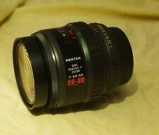 SMC Pentax F 28-80/3,5-4,5 MACRO autofocus zoomlens
