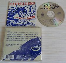 CD ALBUM BEST OF THE LEVELLERS ONE WAY OF LIFE 16 TITRES 1998