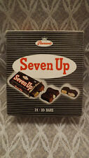 Vtg Pearson's Seven-Up 7-up Chocolate 10 Cent Retail Candy Bar Display Box NICE