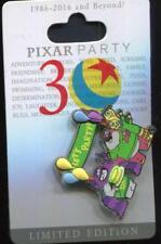 Pixar Party Monsters University Oozma Kappa LE Disney Pin 117546