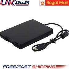 "Latest 3.5"" USB Portable Data Storage External Floppy Disk Drive For Laptop PC"