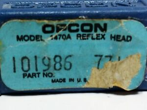 Opcon 1470A Reflex Head