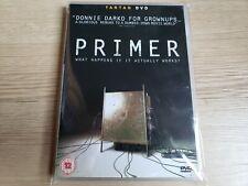 Primer (2004) (DVD) Shane Carruth Import Region 2 Mint