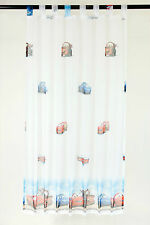 Cars Disney Lightning Schlaufenschal 145 x 245 cm Kinderzimmer Gardine Vorhang