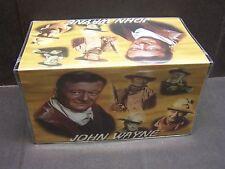 JOHN WAYNE #1 THE DUKE   VINYL CHECKBOOK COVER