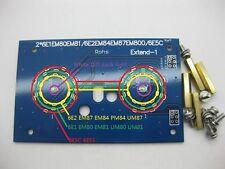 1pc Extend PCB for 6E2 EM87 EM84 EM800 PM84 UM87 EM80 6E1 EM81 UM80 UM81 6E5C