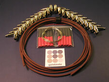 EA Monorail Soldered pedal board cable kit - Large - Authorized Dealer