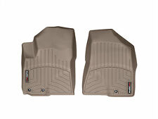 WeatherTech FloorLiner for Kia Sorento - 2011-2013 - 1st Row - Tan