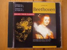 Beethoven Symphony no 5 & 7 Marian Bilner Libor Pesek United Moscow Philharmonic