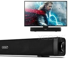 XGODY TV Home Theater Soundbar Bluetooth Bar Speaker System w/Built-in Subwoofer