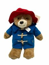 PADDINGTON BEAR - Teddy Bear - Soft Toy - By M&S - Brand New with Tags