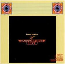 NEW Frank Marino & Mahogany Rush - Live (Audio CD)