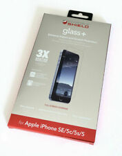 Zagg iPhone SE 5C 5S 5 InvisibleShield Glass + Extreme Impact + rasguño proteger
