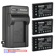 Kastar Battery Wall Charger for Kodak KLIC-5000 & Kodak EasyShare Z760 Camera