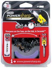 OREGON Powersharp PS44E - chaîne et pierre d'affûteur