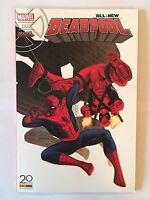 PANINI COMICS MARVEL ALL NEW DEADPOOL 9 009 2017 COLLECTOR 20 ANS COVER EPTING