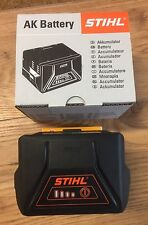 STIHL Batterie AK20  MSA120 HSA56 BGA56 FSA56 Ref 4520 400 6503