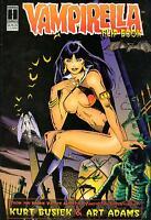 Vampirella Flip Book Art Adams art! TPB NM unread OOP Harris Comics  CBX37