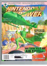 Nintendo Power Magazine #133 poster/poll/inserts Missing Power Supplies Catalog