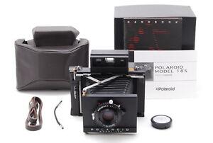 【NearMint+】Polaroid Model 185 40th Anniversary w/Tominon 114mm f4.5 (858-E158)