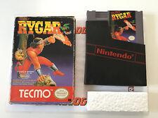 Rygar > Nintendo (NES) > En Boite > PAL FR