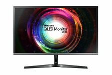 "Samsung 28"" 16:9 UH750 QLED 4K Ultra HD Monitor"