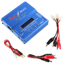 iMax B6AC DC11-18V Lipo NiMh Nicd Battery 80W Charger 5W Discharger LCD Display