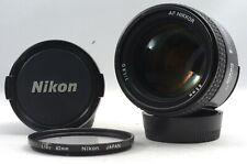 @ Ship in 24 Hs! @ Excellent! @ Nikon AF Nikkor 85mm f1.8 D Prime Portrait Lens