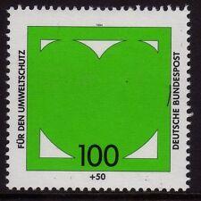 Germania OVEST Gomma integra, non linguellato Stamp Set Deutsche Bundespost ambiente proteggere 1994 SG 2581