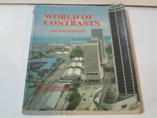 Book, World of Contrasts 2nd Edition text book