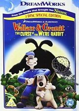 Wallace and Gromit Curse of The Wererabbit DVD Region 2