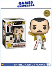 Pop Funko Queen Freddie Mercury Wembley 1986