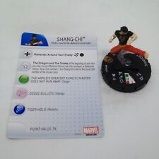 Heroclix Monthly OP Kit Shang-Chi #M16-011 Limited Edition figure w/card!