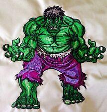 Personalised Incredible Hulk Gym/School/PE/Swim Drawstring Bag