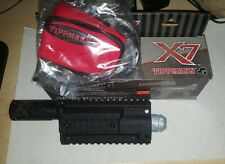 TIPPMANN X7 FLATLINE BARREL SYSTEM KIT NIB NOS BLACK